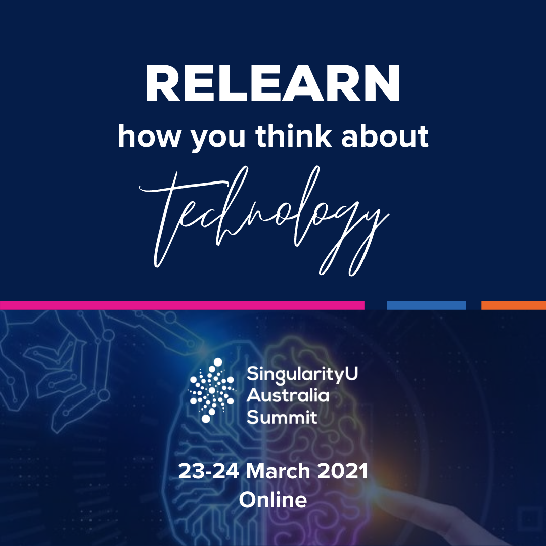 SUAU21 Summit Relearn how you think about technology